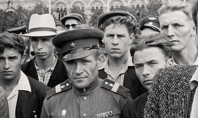 Moskva 1957, foto: Léonard Gianadda http://goo.gl/Pzsnh8