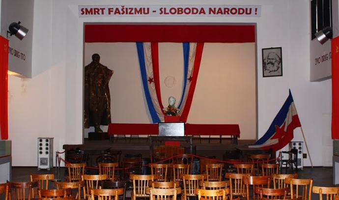 Muzej AVNOJ-a, foto: Tania Lugomer-Pomper