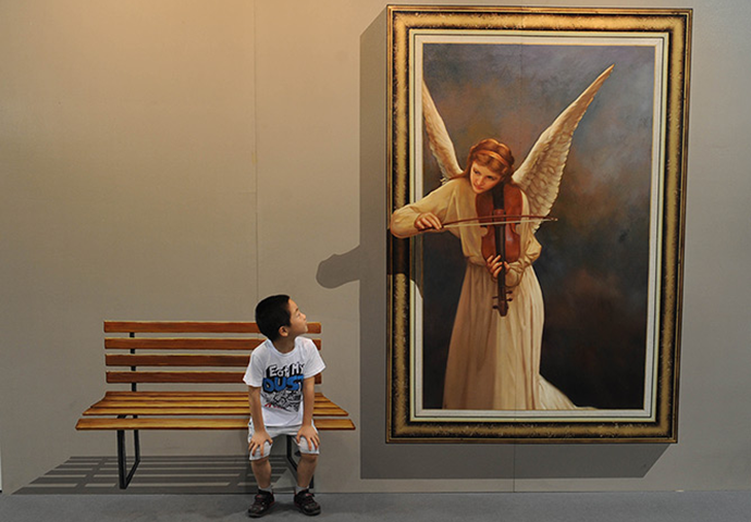 3D art, ChinaFotoPress / Getty Images http://goo.gl/iqUUgM