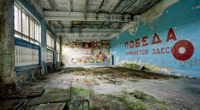 Abandoned Russia, foto: Rebecca Litchfield http://goo.gl/Z8shOy