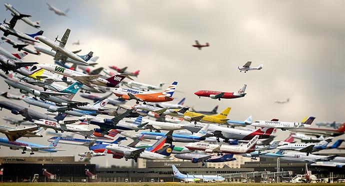 Air Traffic World Free HD Wallpapers