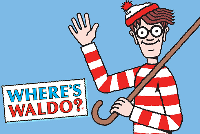 Dream Works, Where's Waldo?