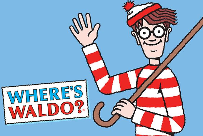 Dream Works, Where's Waldo? http://goo.gl/vJc9JI
