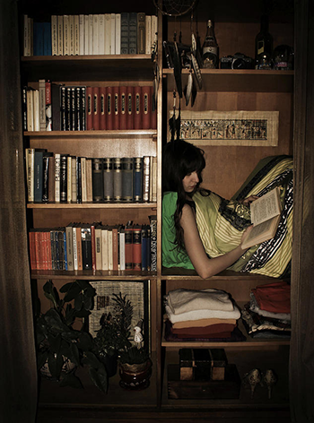 Fotografije čitalaca, Merlot Levert, Closet home
