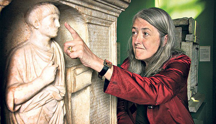Meet the Romans with Mary Beard, foto: BBC/Lion Television http://goo.gl/4jjUqQ