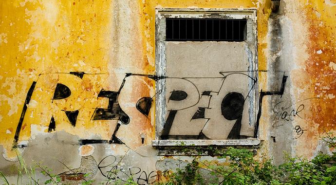 Respect, foto: Sebastiano Pitruzzello http://goo.gl/JRykkZ