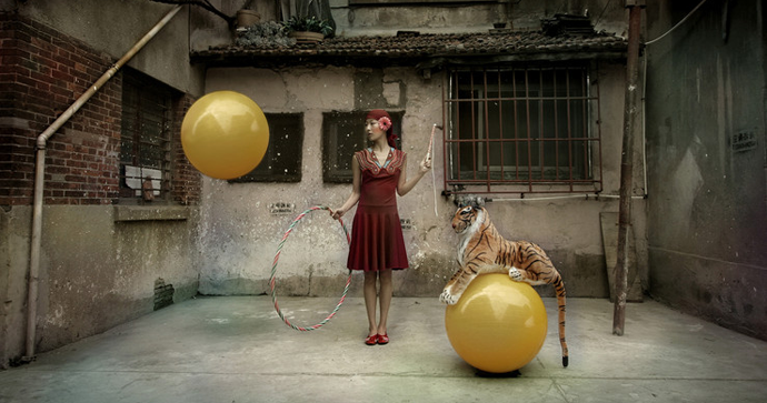 Slash, My Circus, Maleonn & Galerie Paris-Beijing
