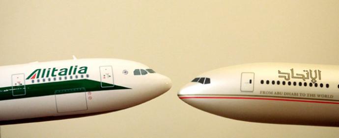 Alitalia i Etihad