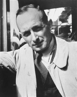 Eichmann 1940.