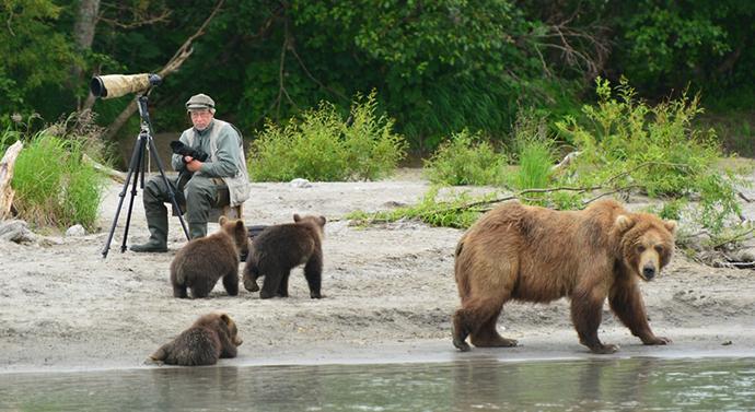 English Russia, Close to the bears, foto: Киреев Андрей