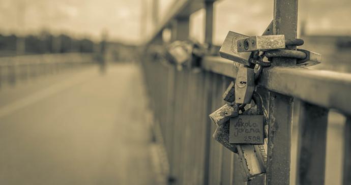 Fotografije čitalaca, Ribar Gyula, Love-locks, freetimephoto