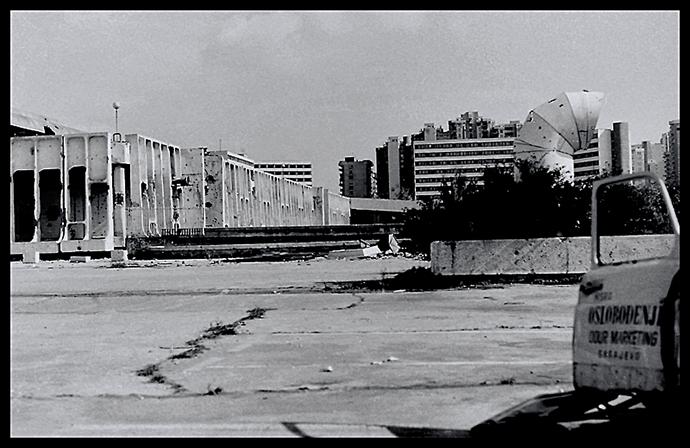Fotografije čitateljki, Dijana Zadro, Sarajevo 1996.