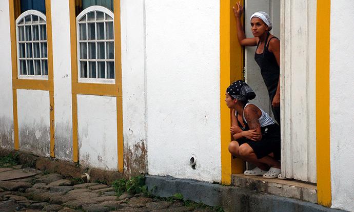 Fotografije čitateljki, Jelena Jović, Brazil, Parati