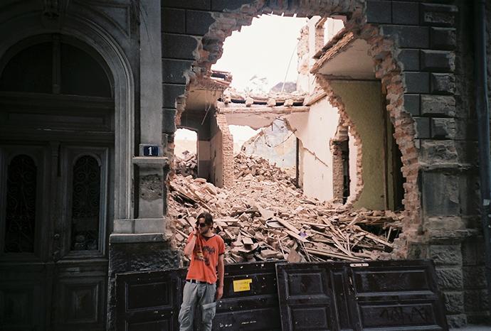 Ruševine Beograda