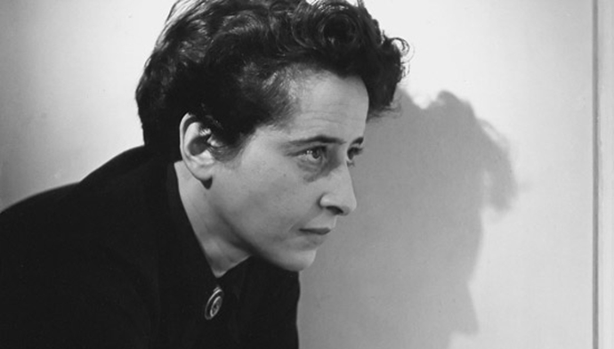 Hannah Arendt (1906-1975), New York 1944 © Estate of Fred Stein