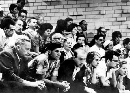 Publika na suđenju Ajhmanu