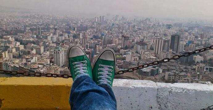 Tehran, Travel with Pedro