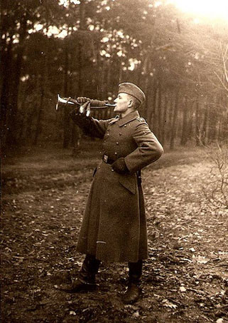 Nazi trumpeter