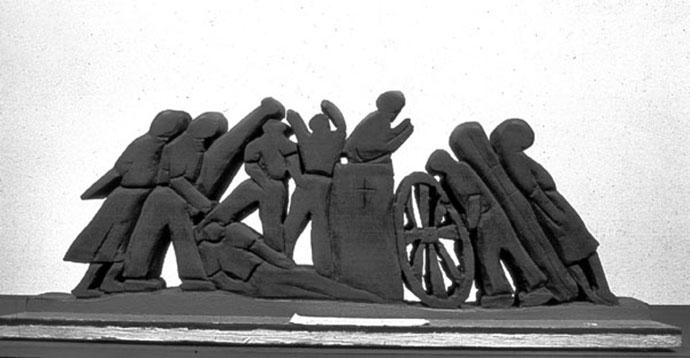 Albert E. Daniel, Mass Hysteria