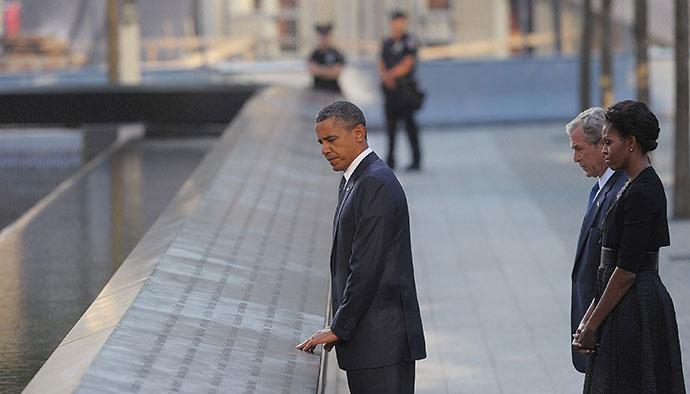 Desetogodišnjica napada 9/11, foto: Mandel Ngan/AFP/Getty Images