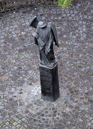 Frankfurter Engel, Memorial to the persecution of homosexuals