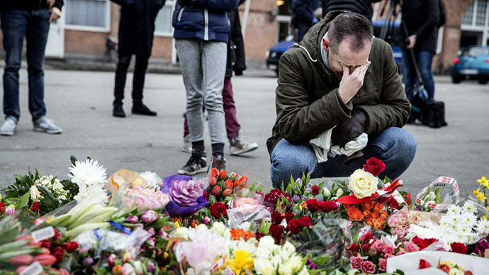 Kopenhagen, ispred kulturnog centra Kruttoende, foto: AFP/Claus Bjorn Larsen