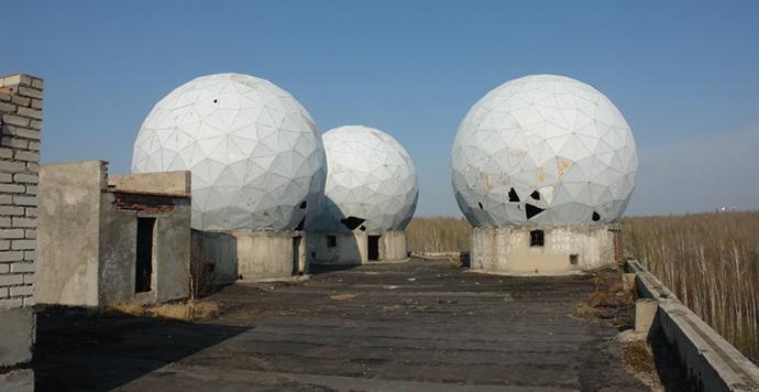 Napuštena ruska svemirska baza, English Russia, vkartoteke.ru, foto: Aja