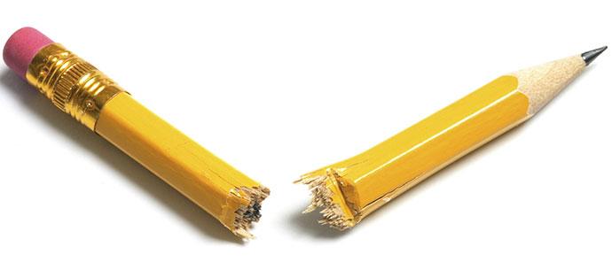 Slomljena (Putinova) olovka