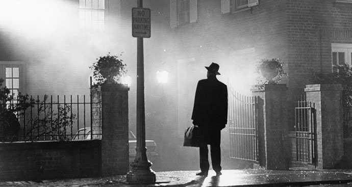 The Exorcist, 1973 © Warner Bros. Pictures.
