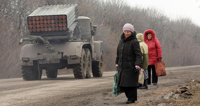 Ukrajina, CNN