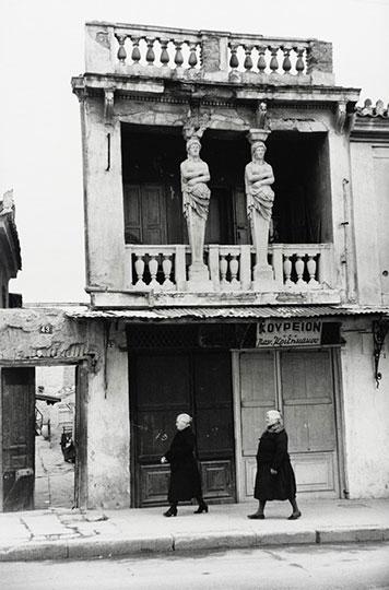 Atina 1953, Henri Cartier-Bresson