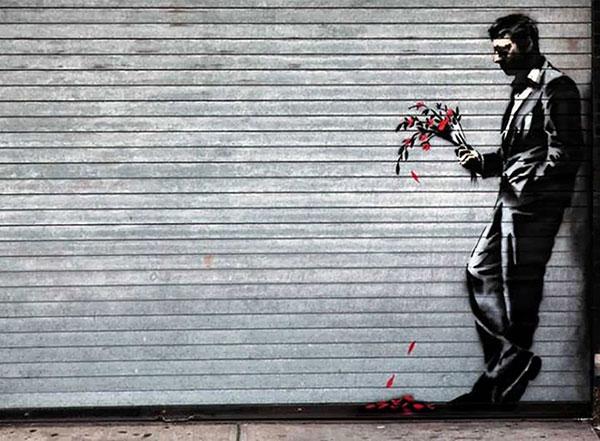 Čekajući uzalud... Banksy in NYC