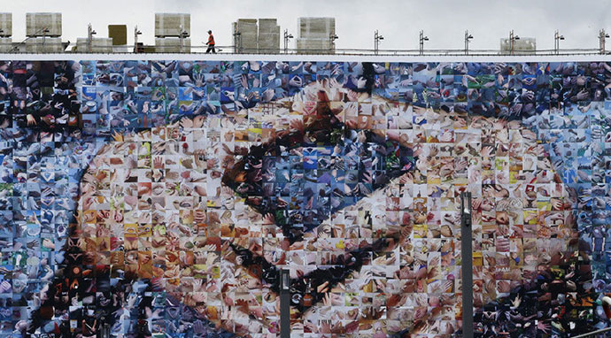 Izborna kampanja u Nemačkoj 2013, foto: Johannes Eisele, AFP/Getty Images