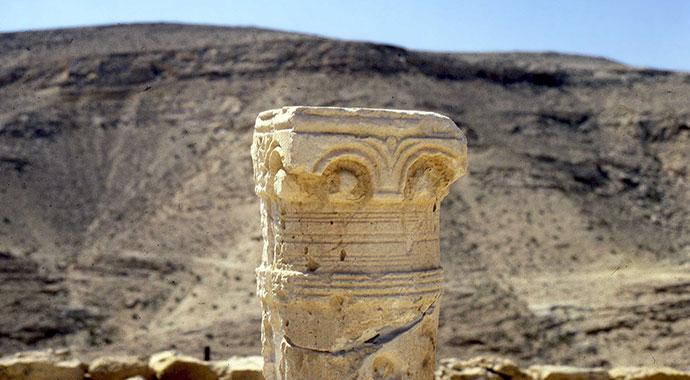 Pustinja Negev, Izrael, foto: Leif Knutsen, Wikimedia Commons