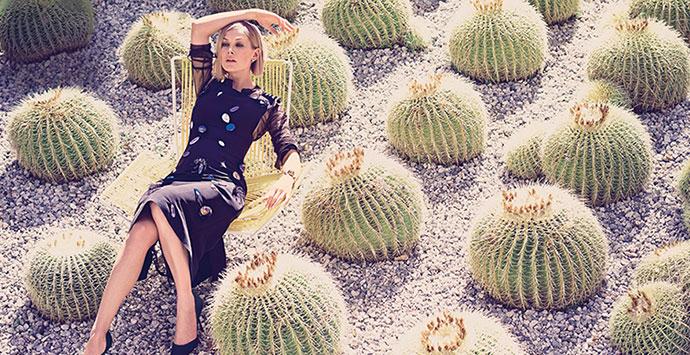 Rosamund Pike, Glamour magazine