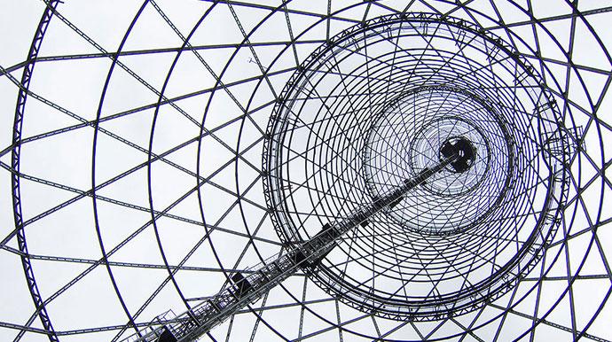 Šukov toranj, Moskva