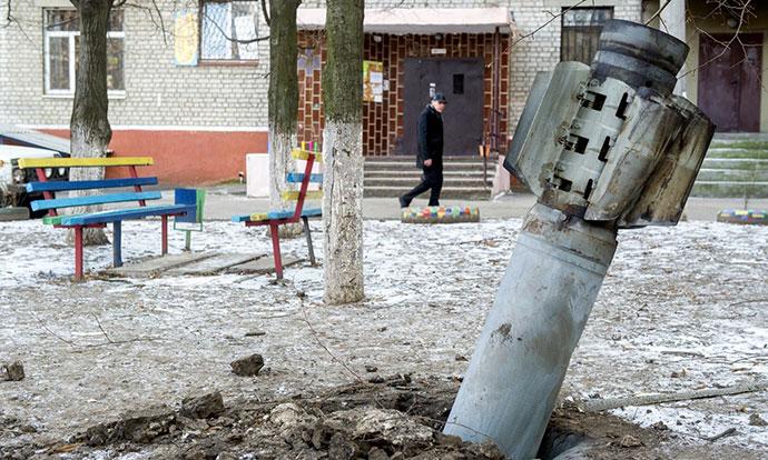 Ukrajina, foto: AFP, Vladimir Šuvajev