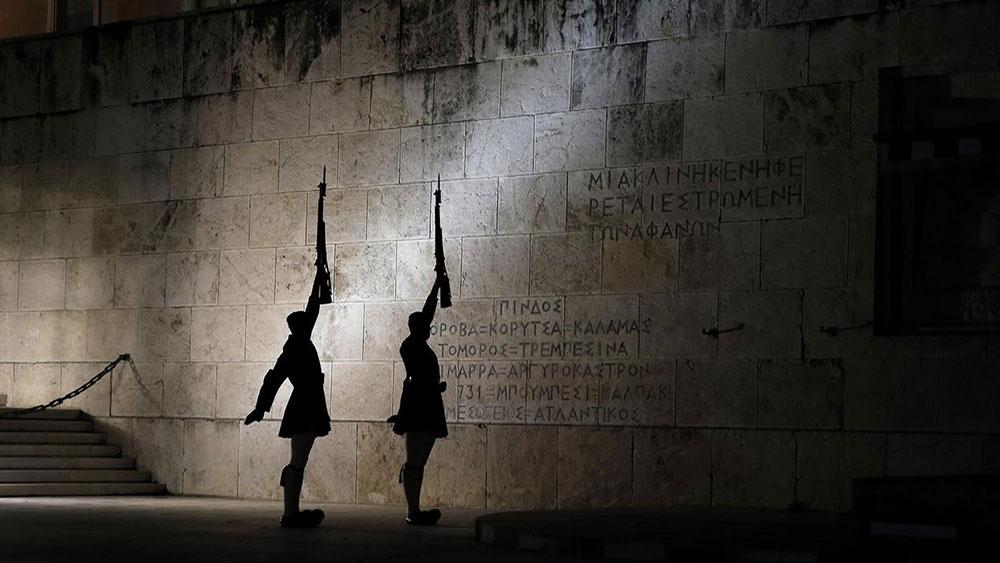 Atina, foto: Petros Giannakouris/AP