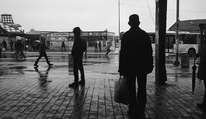 Fotografije čitalaca, Nebojša Nenadić, Beograd, Zeleni venac