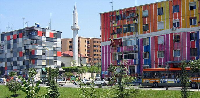 Ramina Tirana, foto: Wikimedia Commons, Lana