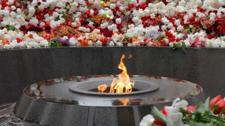 Spomenik jermenskim žrtvama genocida