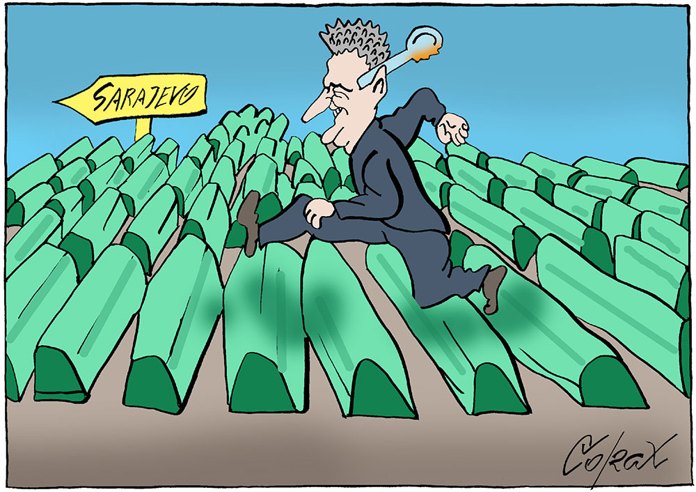 Corax, Danas, 21.5.2015.