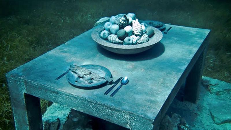 Podvodne skulpture, Jason deCaires Taylor