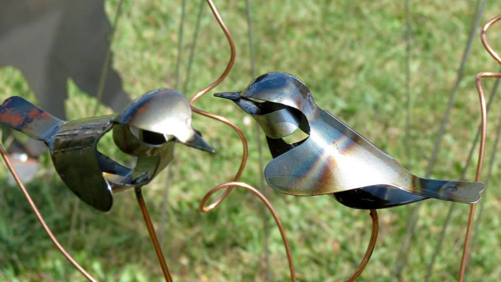 Ptice od metala