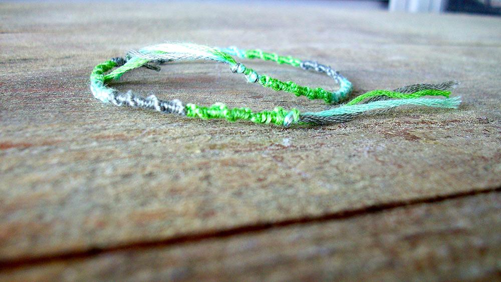 Friendship Bracelet, Melissa Harr