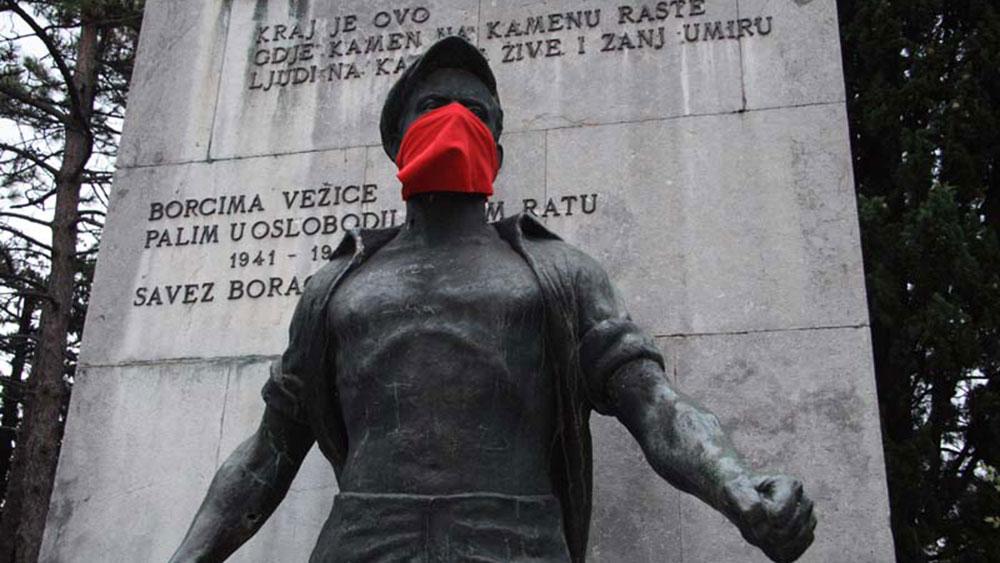 Igor Grubić, 366 rituala oslobađanja, 2008-2009, serija akcija u javnom prostoru (ljubaznošću umetnika)