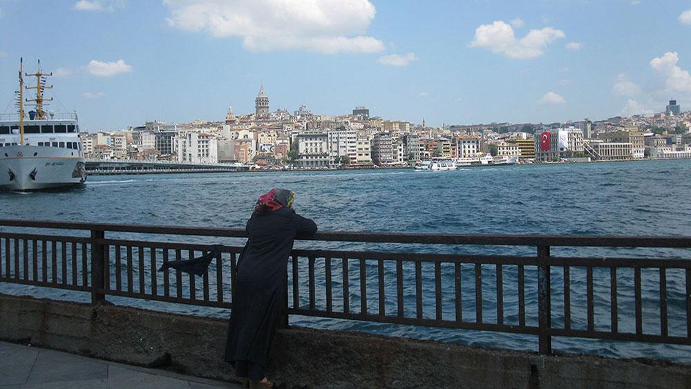 Istanbul 2013.