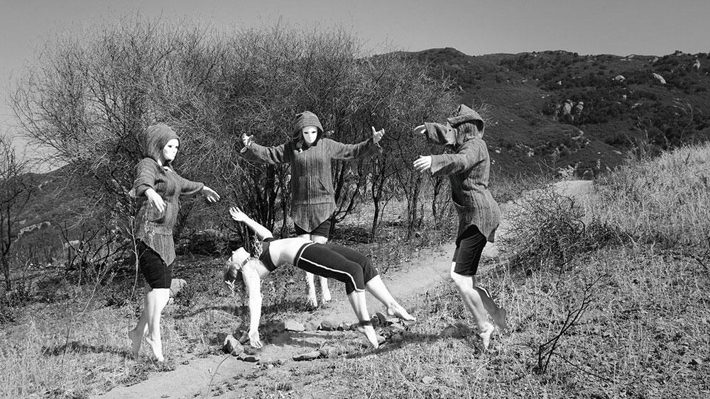 """Satanistički ritual"", Kalifornia, foto: Sammy Photo"