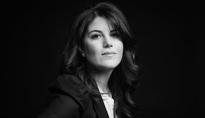 Monica Lewinsky, foto: Damon Winter, The New York Times