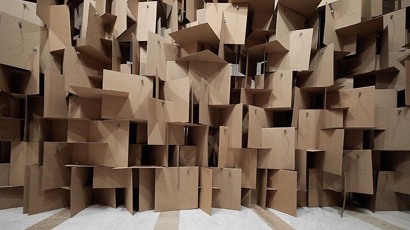 Zvučne skulpture, Zimoun